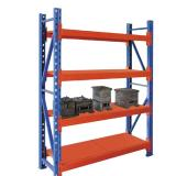 Warehouse Galvanized Folding Stacking Metal Steel Storage Pallet Racking