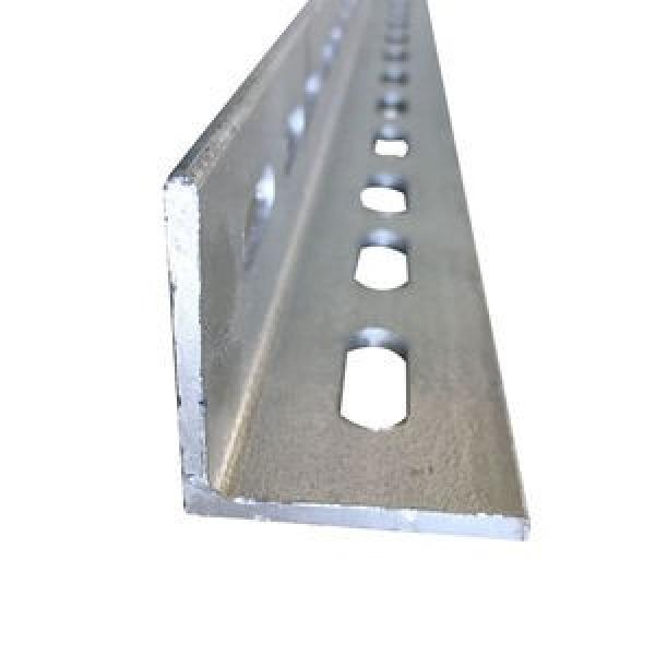 Galvanized Iron Steel Angles/Perforated Steel Angles Bar #1 image