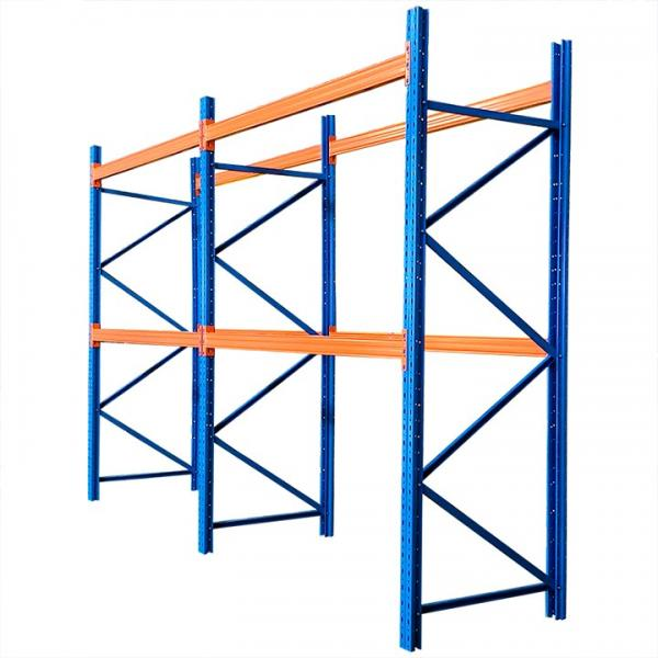 Warehouse Industrial Metal Steel Storage Pallet Rack #2 image